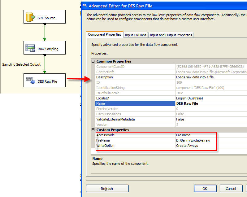 how to create a data source in word