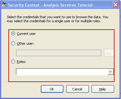 Screen Capture 2 - Security Context
