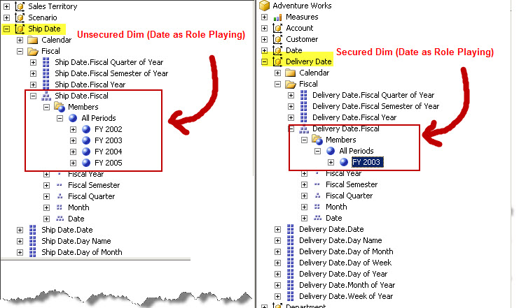 Screen Capture 2 - Securing Role Playing Dimension