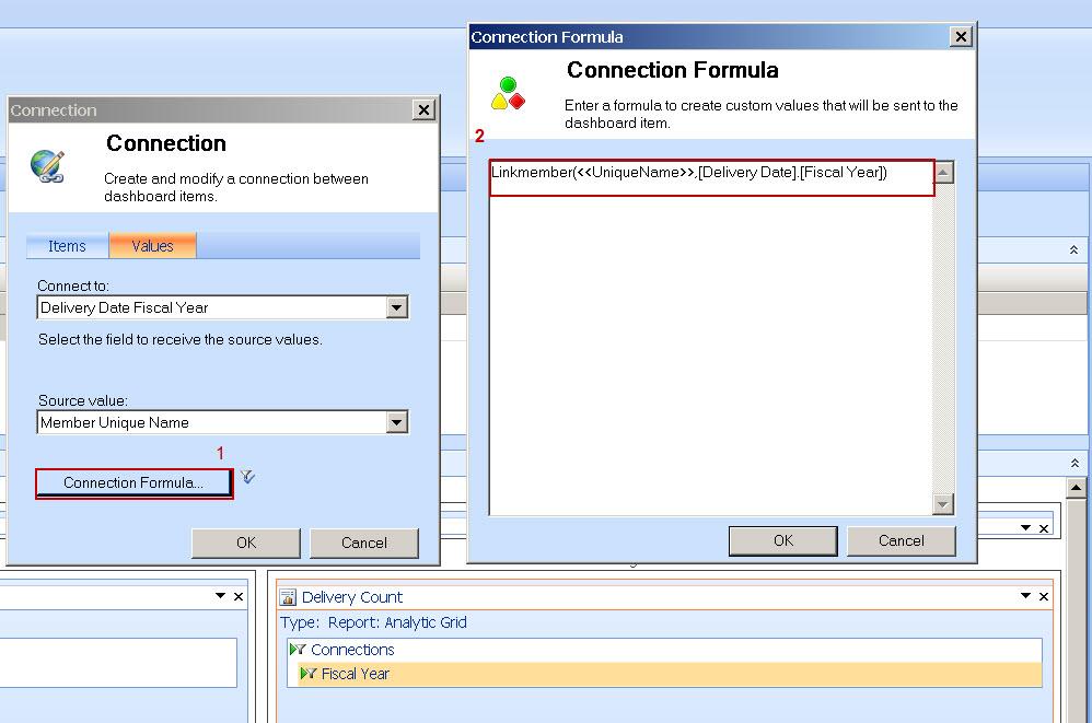 Connection Formula